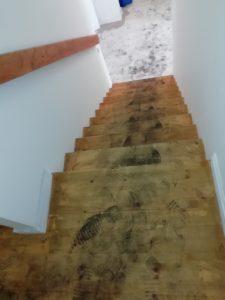 Клинкин Лестница Генеральная уборка офиса